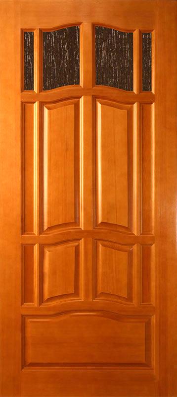 Межкомнатная дверь покраска 149
