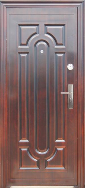 металлические входные двери с минеральной ватой