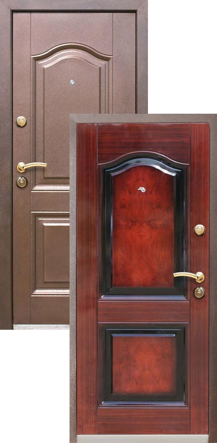 срочный заказ металлической двери
