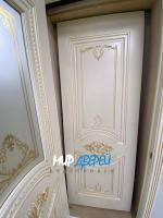 Моцарт шпон / цвет 9001 патина янтарь ПГ